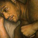 monday morning  18x24 Acrylic  by Thomas Acevedo