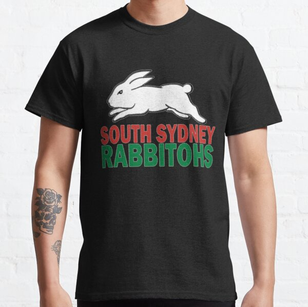 Souths Reggie The Rabbits Classic  Classic T-Shirt