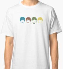 the beatles t shirts Classic T-Shirt
