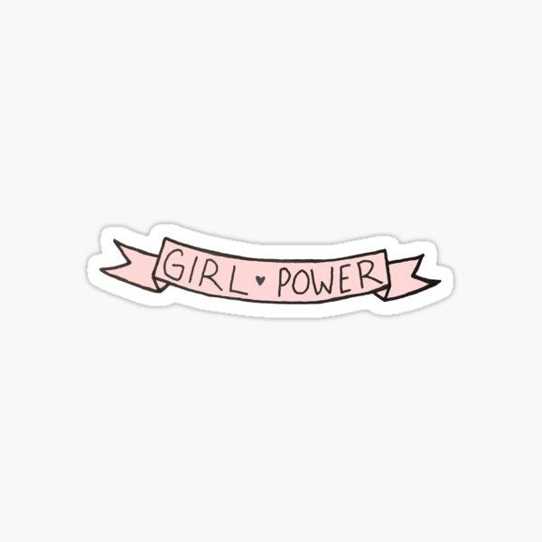 Frauenpower Sticker