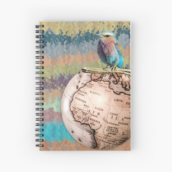The Colors of Their World Spiral Notebook