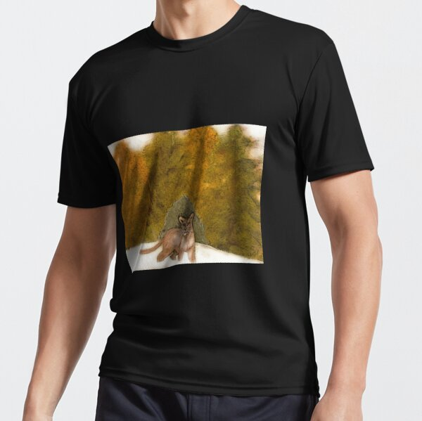 Master of the cold Active T-Shirt