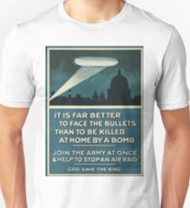 Vintage poster - Join the Army Unisex T-Shirt