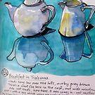Tea at Triabunna by Evelyn Bach