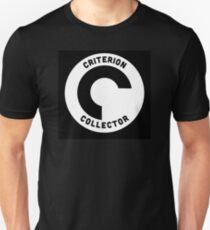 Criterion Collector (for collectors of the Criterion Collection) T-Shirt