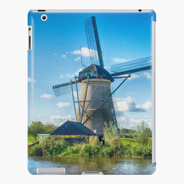 Windmills of Kinderdijk Nederlands (UNESCO Site) iPad Snap Case