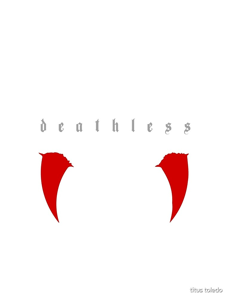 deathless by titus toledo