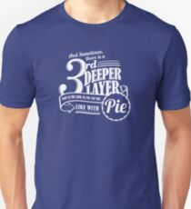 Dr. Horrible's Pie Quote T-Shirt