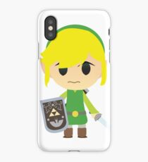 Chibi Toon Link iPhone Case/Skin