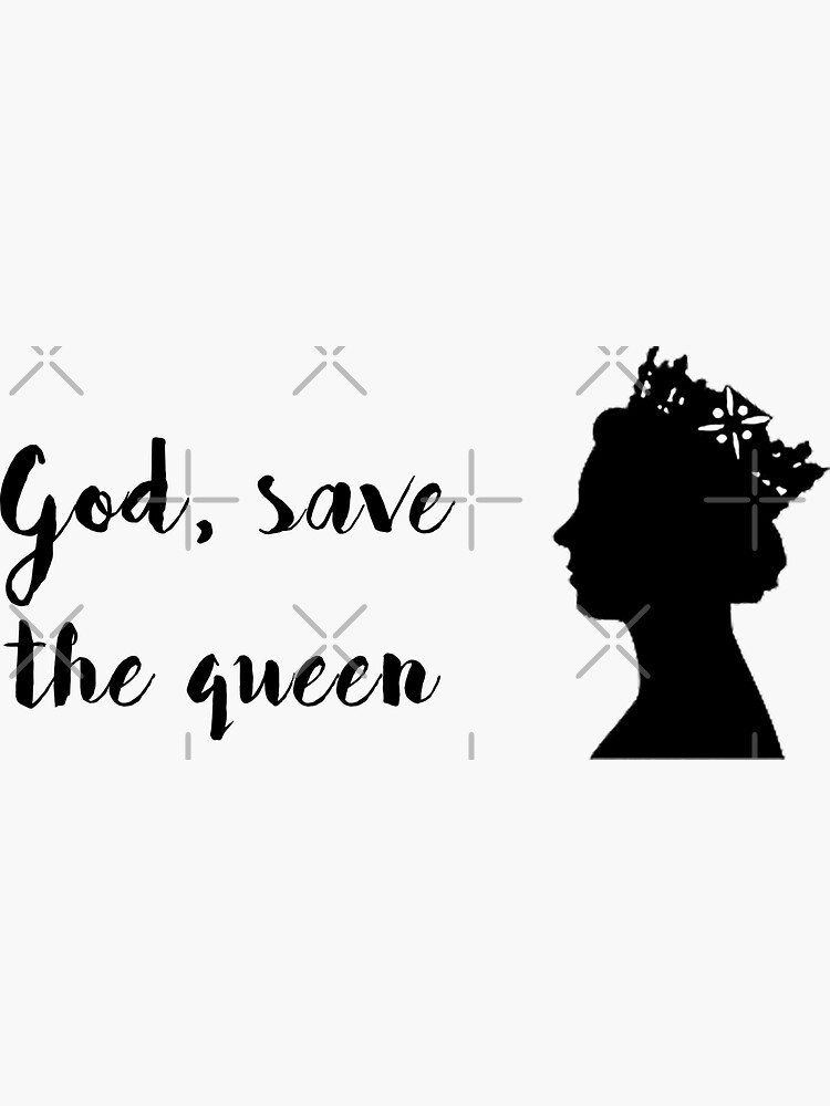 god save the queen by jualcantara