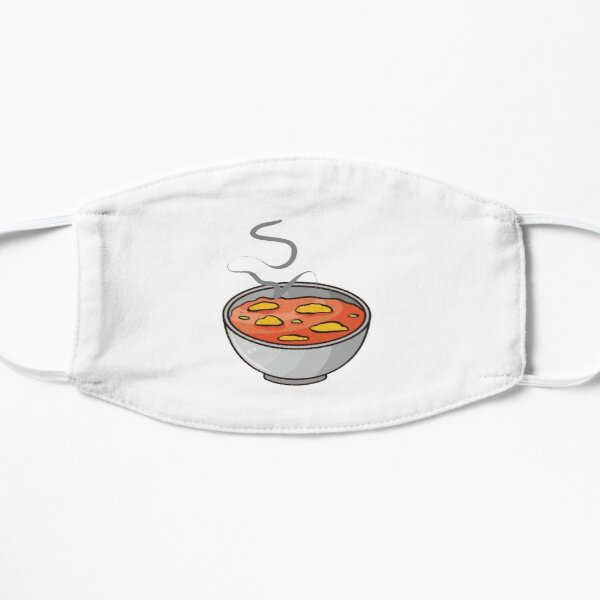 chicken soup for the soul day shirt Flat Mask