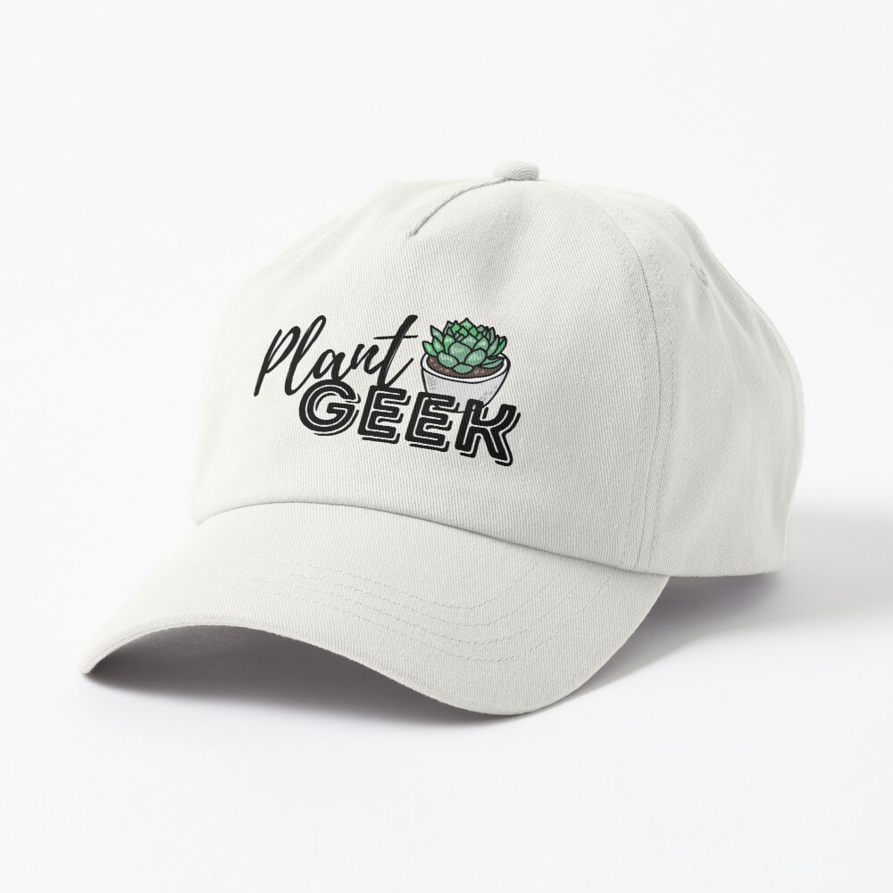 Plant Geek Cap