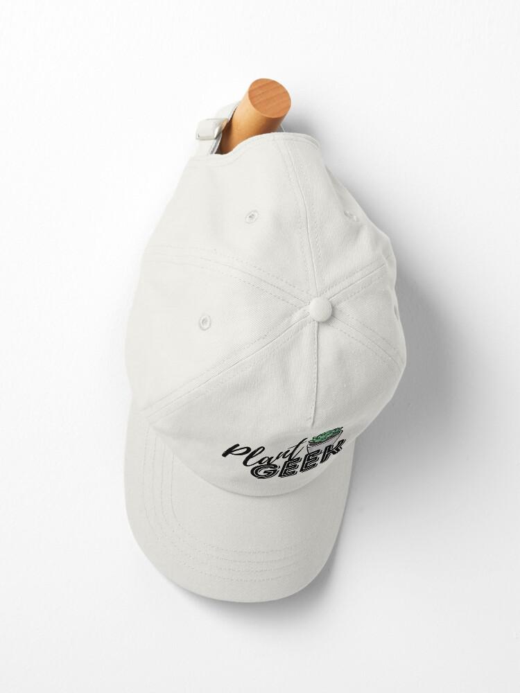 Alternate view of Plant Geek Cap