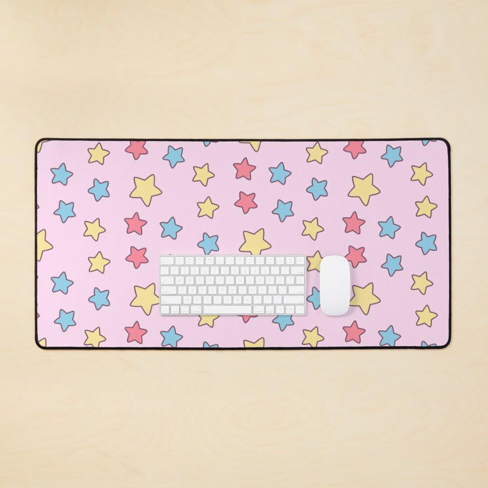 Super Stars Mouse Pad