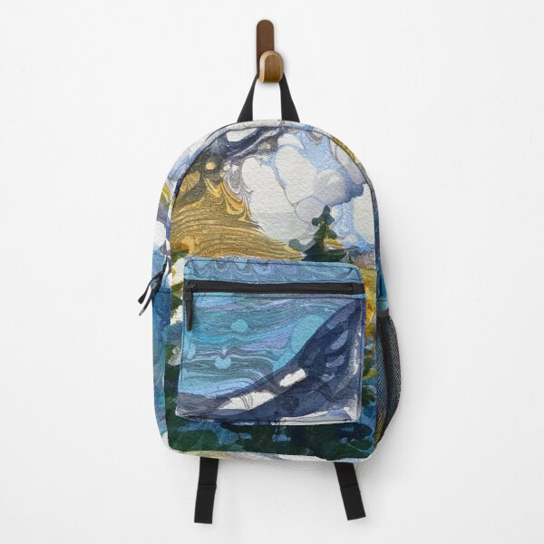 Mountains and Mist Backpack