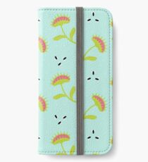 Fabulous Flytrap iPhone Wallet/Case/Skin