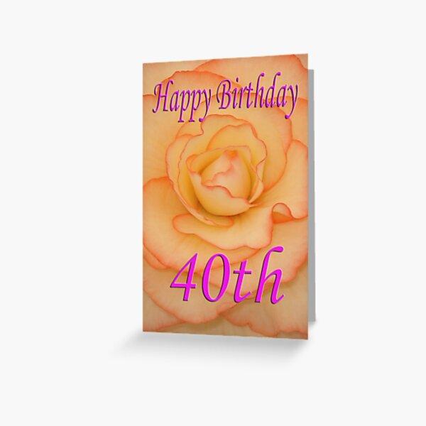 Hecho A Mano Personalizado De Cumpleaños Tarjeta-Mamá Hermana amigo cualquier 30th 40th 50th cualquier