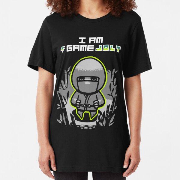 I Am Game Jolt Slim Fit T-Shirt