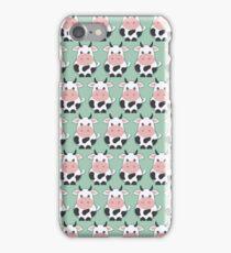 Cute Cow  iPhone Case/Skin