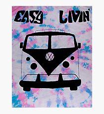 easy livin' Photographic Print