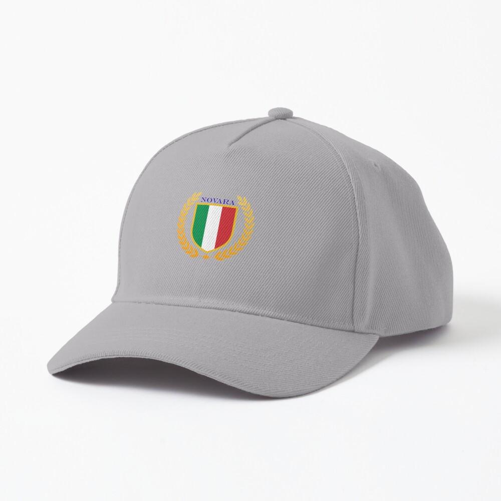 Novara Italy Cap