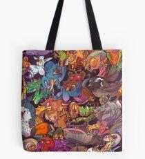 Freaky Furries Tote Bag