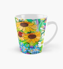 Ladybug Garden II Tall Mug