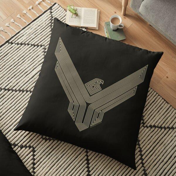 Atreides (Desert Lines) Floor Pillow