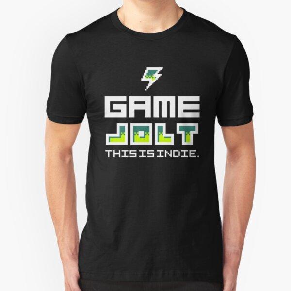 Game Jolt Logo #2 Slim Fit T-Shirt
