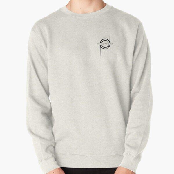 Logo Gen 2 Black Pullover Sweatshirt