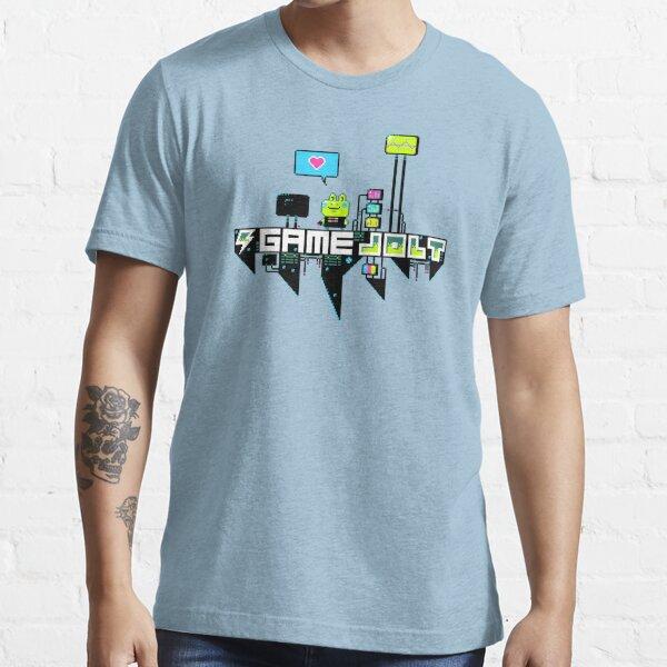 Kikkerstein Game Jolt Logo Essential T-Shirt