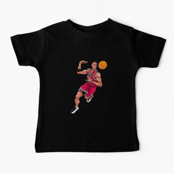 Dennis Rodman Baby T-Shirt