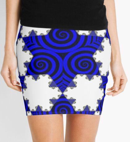 Koch Curve X Mini Skirt