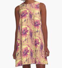 Helena A-Line Dress