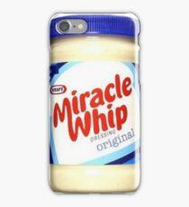 Kraft Miracle Whip Design iPhone Case/Skin