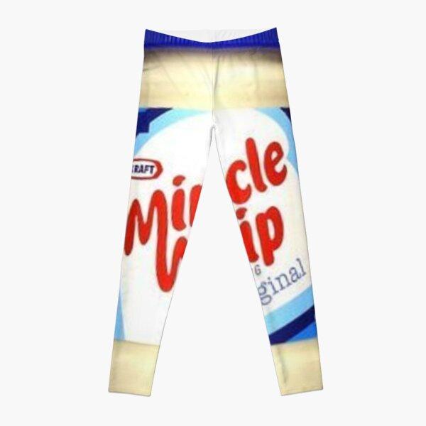 Kraft Miracle Whip Design Leggings