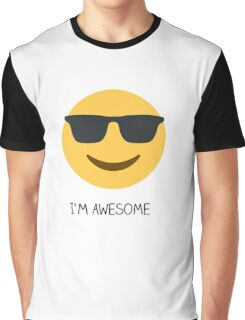 I'm awesome Graphic T-Shirt