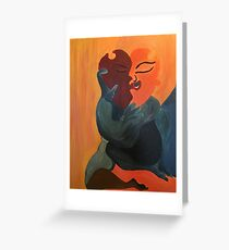 Puzzle Passion Greeting Card