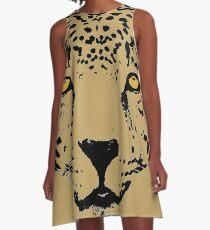 Jaguar A-Line Dress
