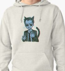 Meowiarty Pullover Hoodie