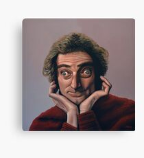 Marty Feldman Painting Canvas Print