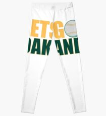 To The Playoffs Leggings