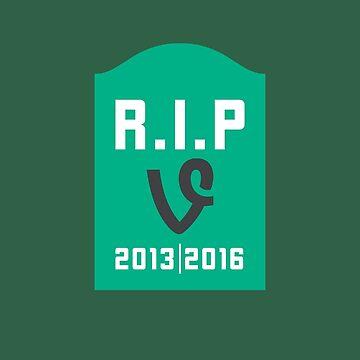 RIP Vine by xd4rker