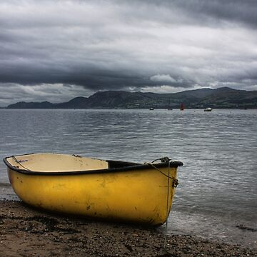 Beaumaris Boat by DWBailey