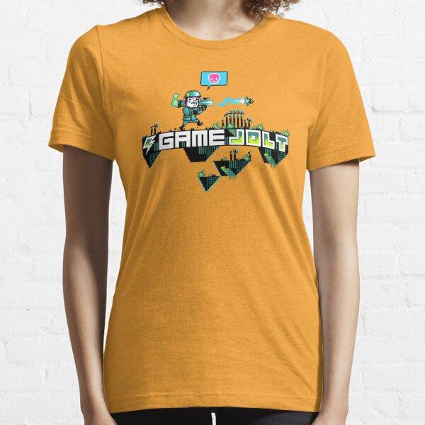 Major Jolt Game Jolt Logo Essential T-Shirt