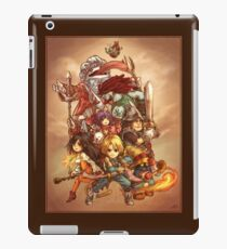 FFIX - Tribute iPad Case/Skin