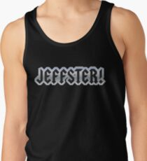 Jeffster tribute band from Chuck TV show Tank Top