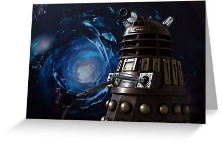 Dalek by David W Bailey