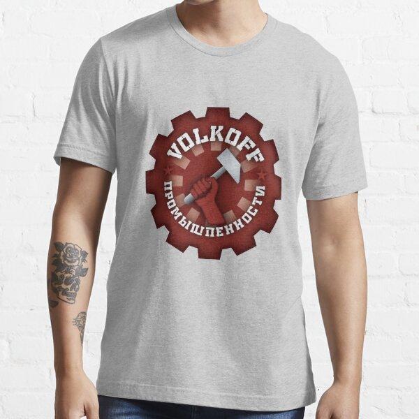 Volkoff espionne l'émission de télévision Chuck T-shirt essentiel