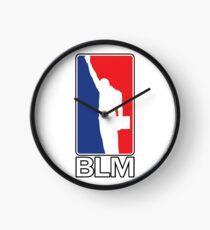 Remember BLM Clock